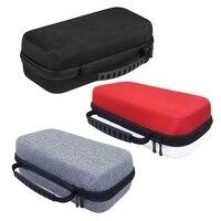 Жесткий чехол для переноски из ЭВА, сумка для хранения аксессуаров, совместимая с переключателем, ударопрочный защитный чехол, портативный ...