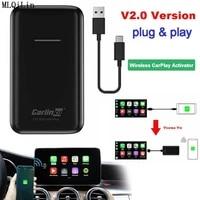 carlinkit 2 0 wireless carplay adapter for audi porsche peugeot volvo vw volkswagen toyota skoda nissan lexus ford hyundai mazda