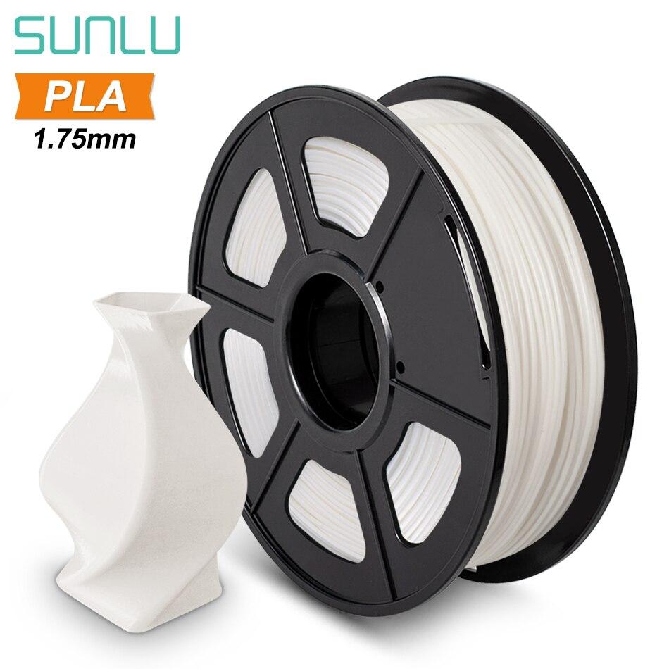 SUNLU-filamento PLA PLUS/PLA para impresora 3d, material de impresión de 1,75mm de...