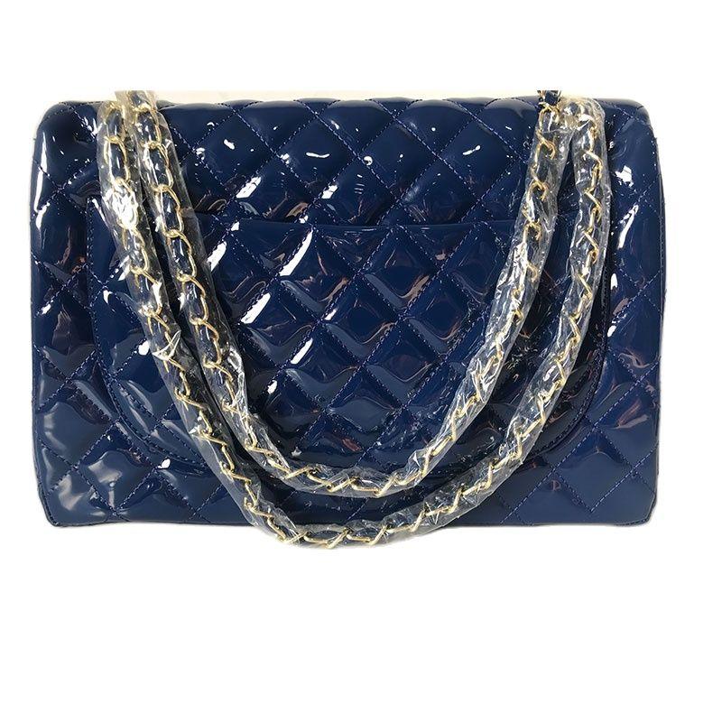 المرأة حقيبة كروسبودي كاندي الألوان حقائب اليد سعة كبيرة حقيبة المرأة سلسلة رفرف Crossbody مخلب حقائب كتف مكتب