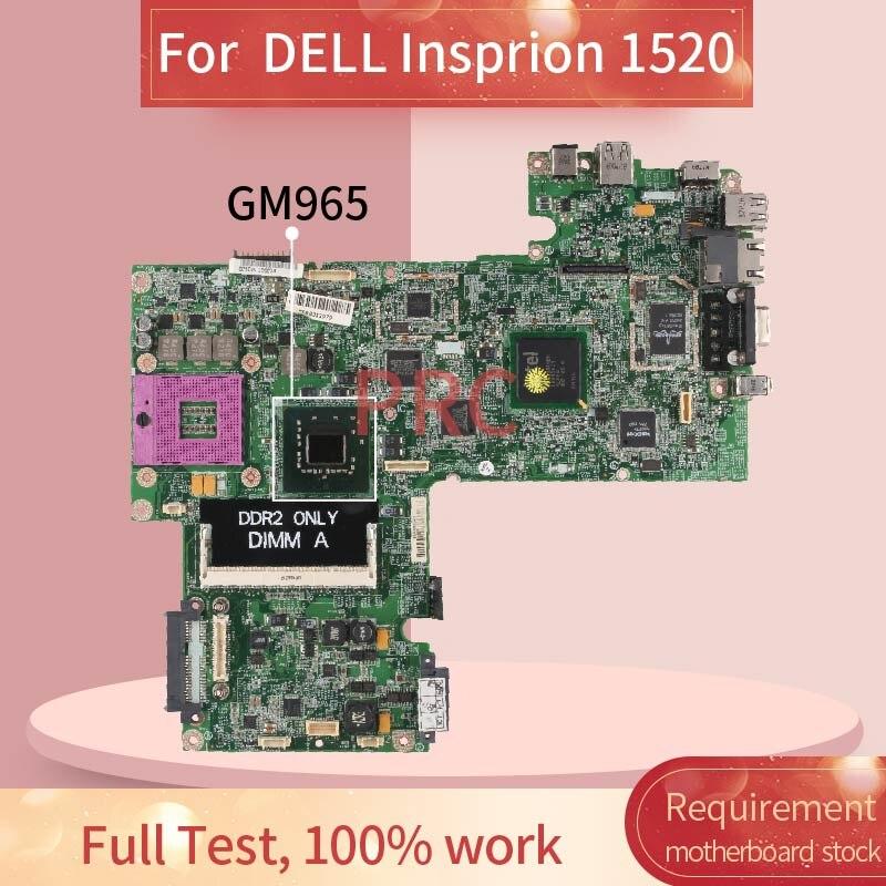CN-0WP043 0WP043 لديل Insprion 1520 اللوحة المحمول DAFM5BMB6D0 GM965 DDR3 اللوحة