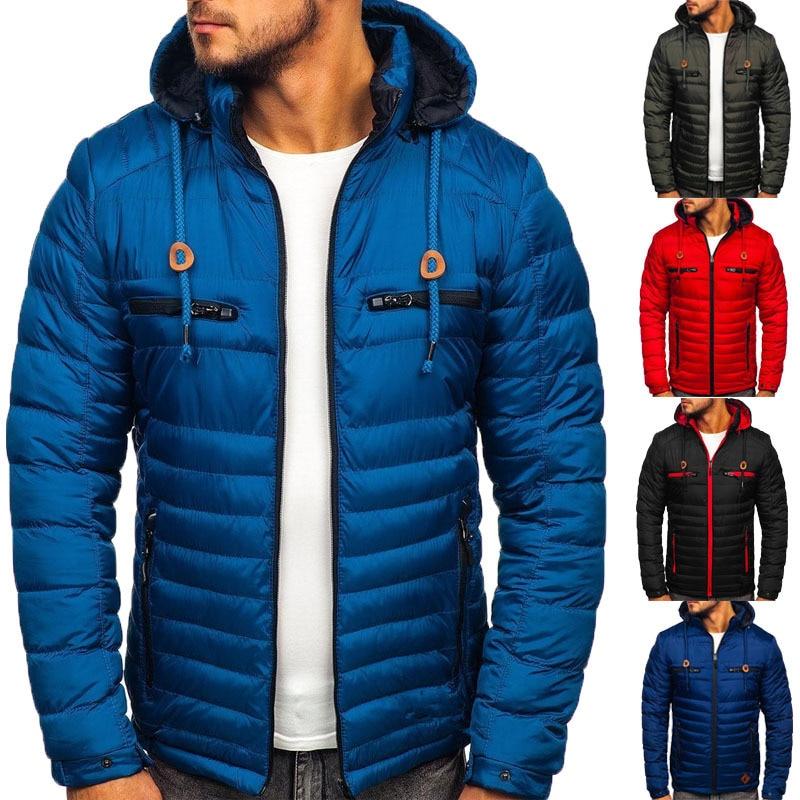 Уличная Водонепроницаемая флисовая куртка мужские хлопковые куртки и пальто 2021 простые ветровки куртки