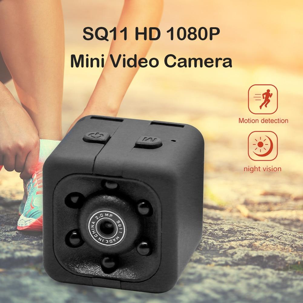 Minicámara de acción con micrófono incorporado, 1080P, HD, DV, videocámara deportiva, visión,...