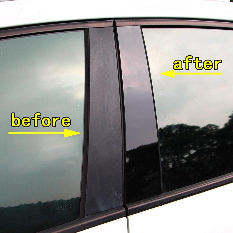 Автомобильная зеркальная полоса для автомобиля, наклейка для защиты от царапин, для Mazda CX-4 Atenza Ruiyi Coupe