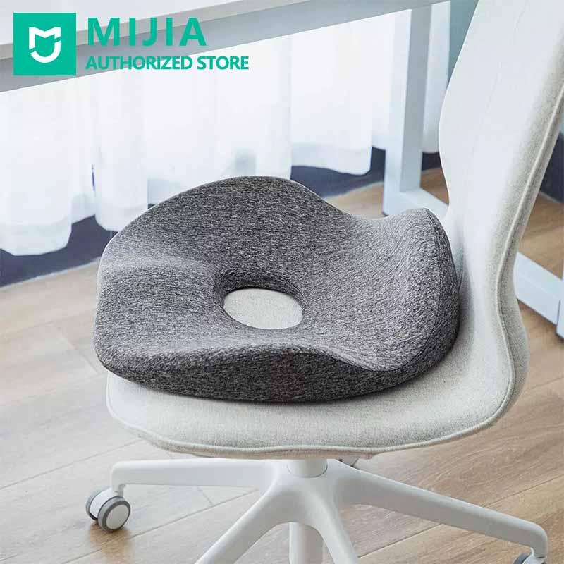 Cojín Antibacterial de espuma transpirable para Xiaomi LERAVAN, cojín para silla de masaje antihemorroides, cojín para silla de coche, cojín para silla oficina