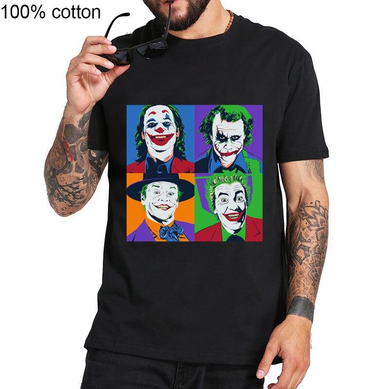 Camiseta de Andy Warhol para películas de cultura populares Gotham Retro Comic Are You Serious, camisetas de arte Vintage Villain, camiseta de moda para hombres