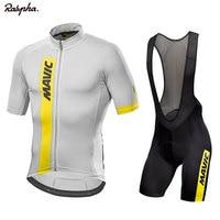 Cycling Jersey 2020 Pro Team Mavic Ropa Ciclismo Hombre Summer Short Sleeve Jerseys Cycling Clothing Triathlon Bib Shorts Suits