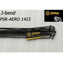 Säule PSR Aero 1423 J Biegen Speichen Racing Speichen Flache Speichen 6,5g Pcs 180mm Zu 310mm Für straße MTB Bike