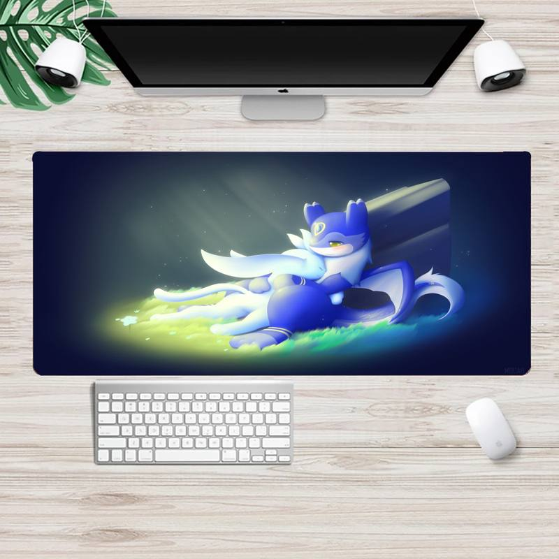 Ori and the blind forest gamer play mats Mousepad XL Large Gamer Keyboard PC Desk Mat Takuo Computer Tablet Mouse mat