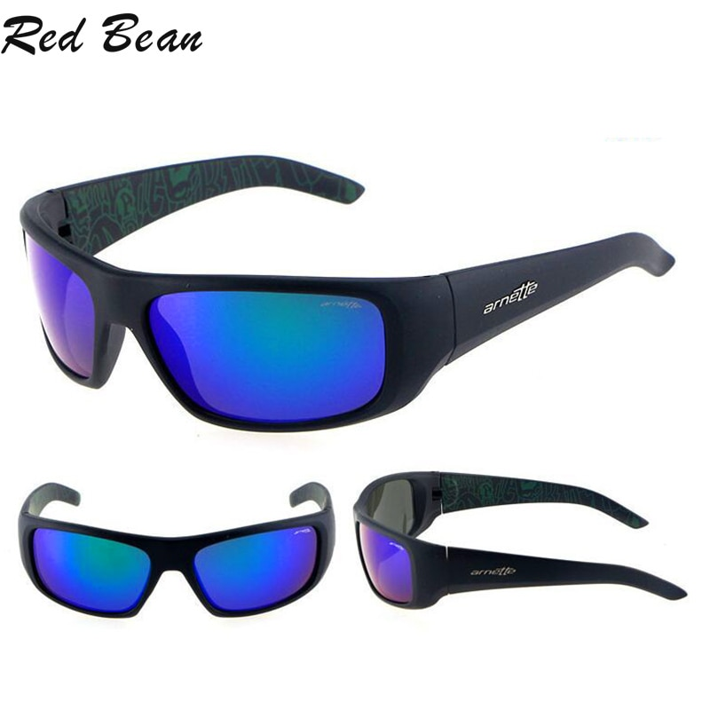 Arnette Brand Design Square Sunglasses Men Fishing Sport Male Sun Glasses  For Men Driving Sun Glass
