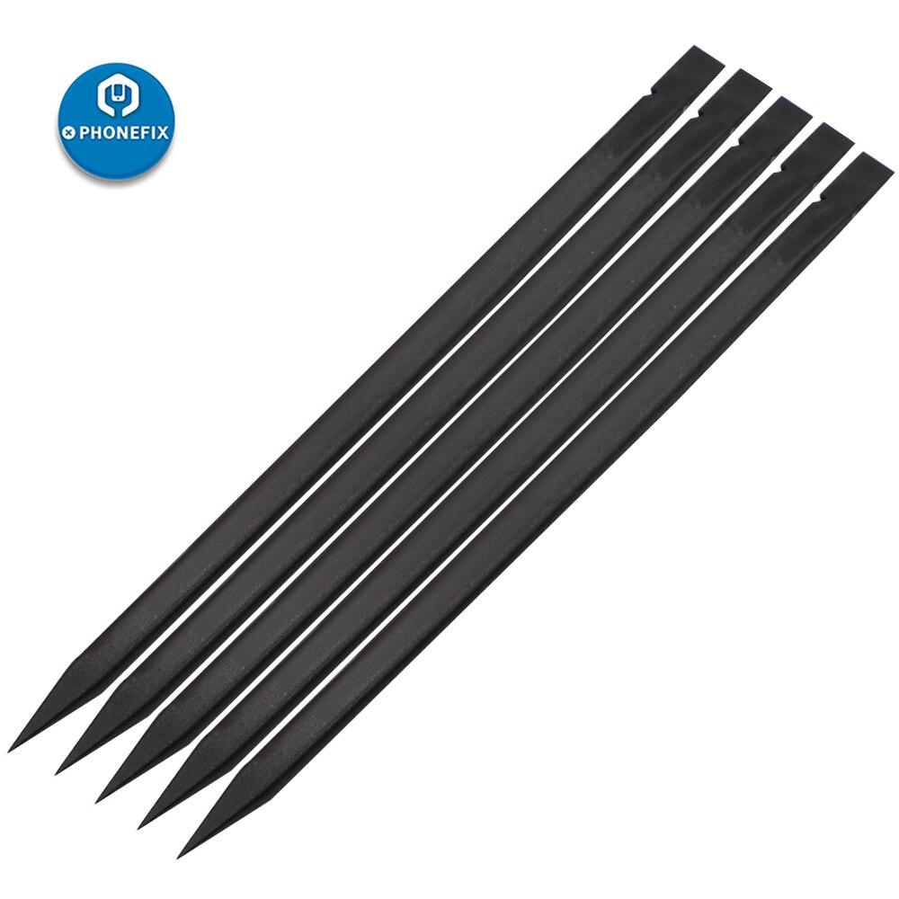 Black Spudger Plastic Crowbar Opening Repair for iPhone Screen Repair Electronic Components Battery Replacement Repair Kit