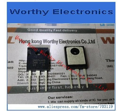 10pcs/lot     IRFP4468PBF     IRFP4468P     IRFP4468     MOSFET N-CH 100V 195A TO-247AC