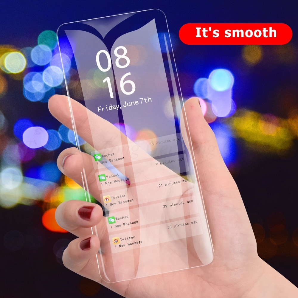 HD Protective Glass For Honor V30 Pro Tempered Glass Screen Protectors for Huawei P30 Mate 30 Lite M