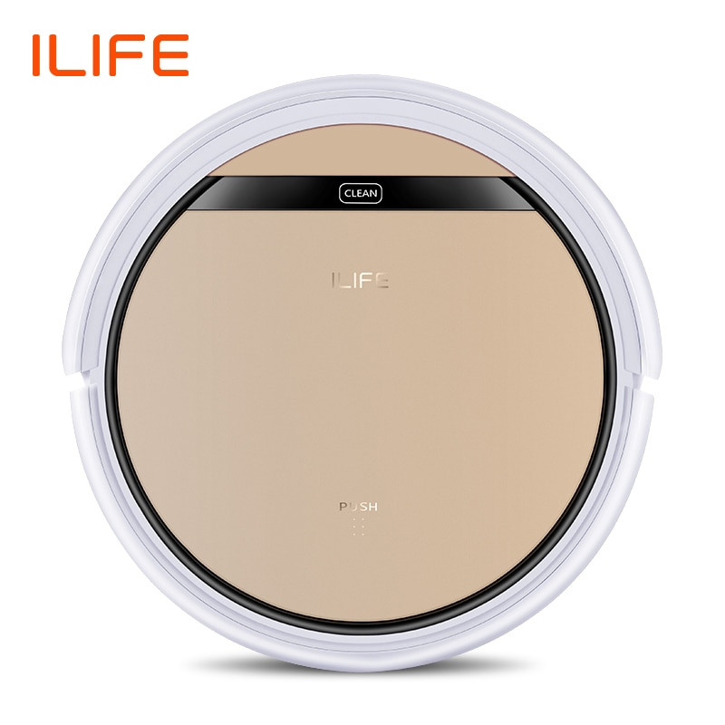 ILIFE V5s Pro Robot aspiradora de polvo barriendo mojado limpiando para mascotas pelo poderosa succión automática de recarga
