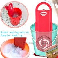 Портативная стиралка, достаточно ведра с водой и можно стирать вещи