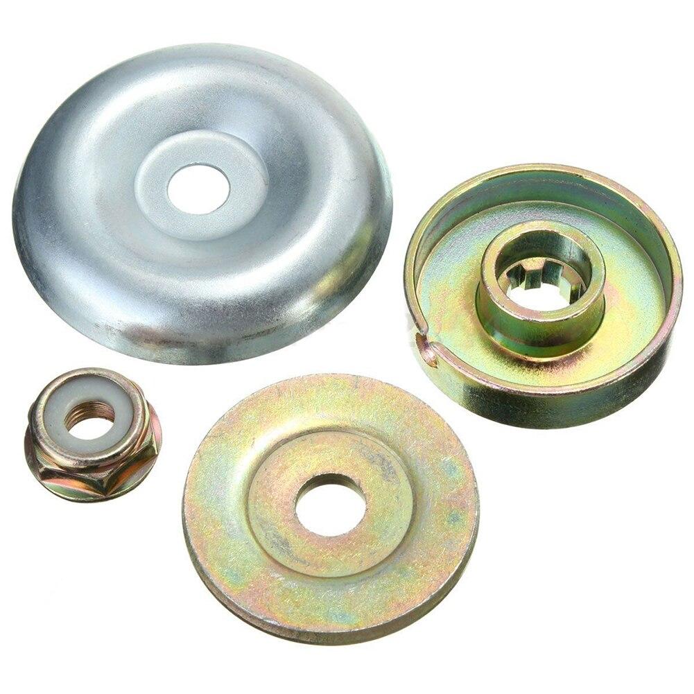 Kit de fijación de tuercas de recambio para caja de cambios de Metal, desbrozadora de rayas