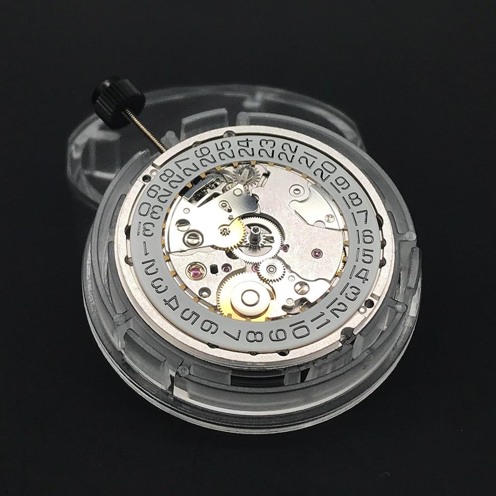 Swiss Original ETA 2892/2892-A2 Automatic Watch Movement 21 Jewels Genuine Standard Mechanical Self-winding Movement Datewheel enlarge