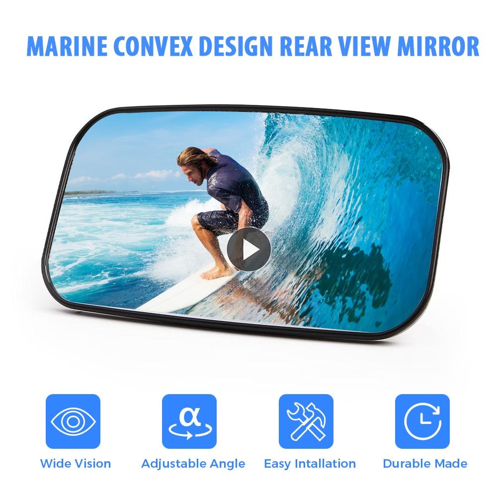 KEMIMOTO-مرآة الرؤية الخلفية العالمية للتزلج على القوارب ، مرآة مائية شخصية للرياضات المائية ، لياماها ، سي دو ، لكاواساكي
