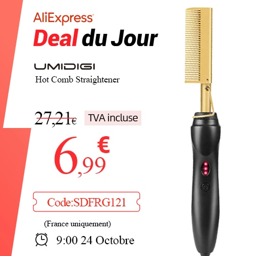 2 in 1 Hot Comb Straightener  Electric Hair Straightener Hair Curler Wet Dry Use Hair Flat Irons Hot