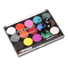 2021 New Excellent Products High Quality Face Paint Kit For Kids Professional Body Makeup Non Toxic