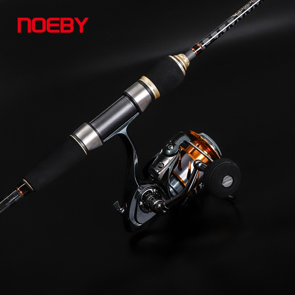 Noeby Slow Jigging Fishing Rod 1.83m 1.96m M ML Power 17kg Lure Weight 30-350g High Sensitivity Carbon Spinning Casting Sea Rod enlarge