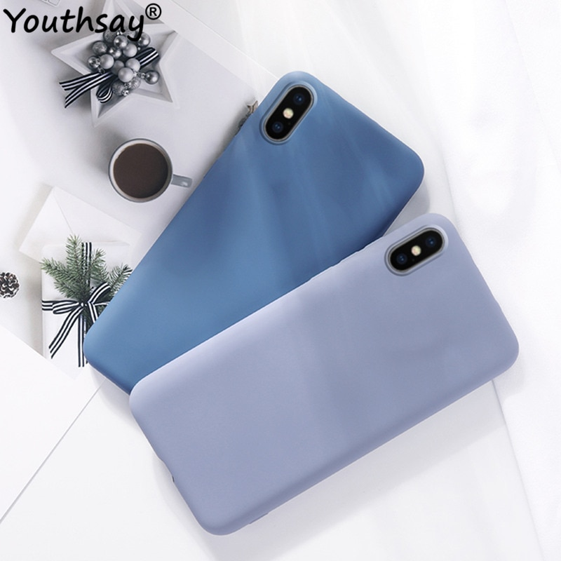 For Oneplus 7T Pro Case Soft Silicone Candy Color Shockproof Anti-knock Case For Oneplus 7T Pro Cove