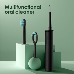 Electric Sonic Toothbrush Whiten Teeth Scaler Tooth Calculus Remover Cleaner Tooth Stains Tartar Oral cleaning care Brush