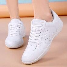 Dance shoes woman Men Ladies modern soft outsole Jazz Sneakers aerobics breathing lightweight female