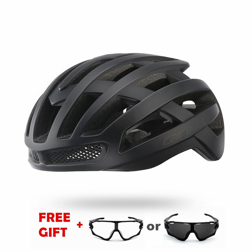 Ultraligero VELOPRO MTB cascos de bicicleta de carretera Casco de Ciclismo de bicicleta BMX Concurso de velocidad casca Kask Cairbull gorra de seguridad en Ciclismo