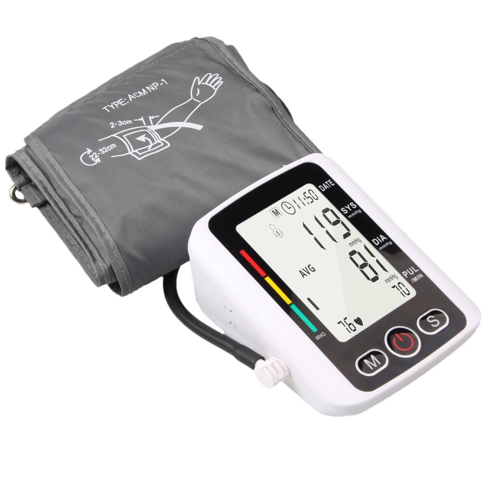 Wrist Blood Pressure Monitor Sphygomanometer Cuff Design  Arterial Pressure Monitor Tonometer