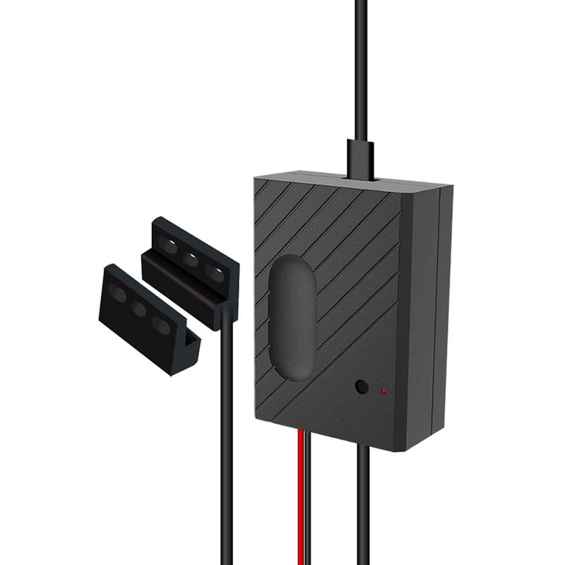 Interruptor de wi-fi Para Ewelink Controlador Da Porta Da Garagem Para O Carro Da Porta Da Garagem Abridor de Controle Remoto App Controle de Cronometragem Voz Para Alexa goog