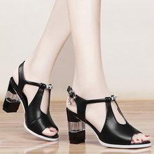 Women Sandals 2021 Summer Shoes Woman Dress Shoes Bling Weddging Shoes White High Heels Pumps Ladies