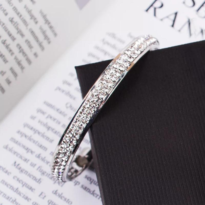Luxury bracelet Watches Set Women Fashion Crystal Quartz Clock Ladies Wrist Watch With Diamond Bracelets Gifts Sets For Women enlarge