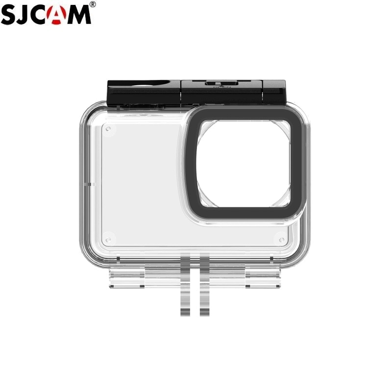 Accesorios originales, funda impermeable SJ10 SJCAM/caja/carcasa protectora/marco/carcasa para cámara de acción SJ10 Pro