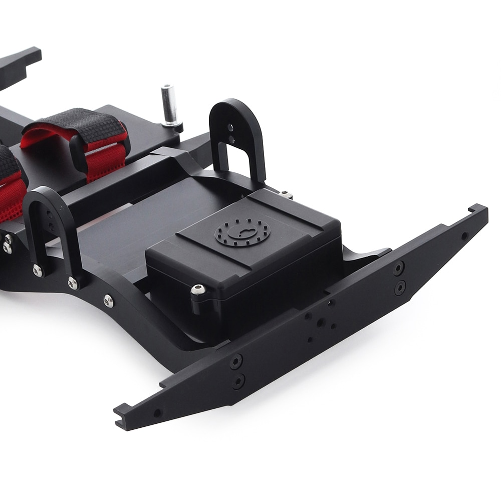 1/10 Scale Metal Girder Frame Chassis for RC Crawler Truck RC4WD D90 Gelande II FJ40 G2 TF2 Defender enlarge