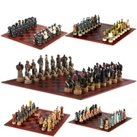 napoleonic wars themed chess set with 32 figures 3d painted chess pieces with embossed board board games chess set luxury