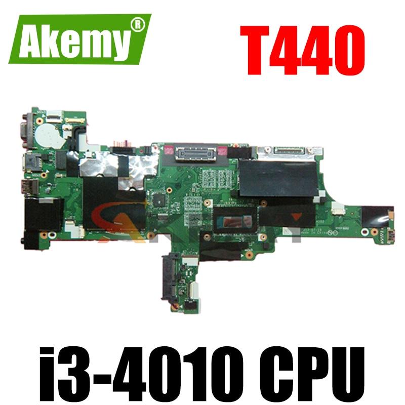 ثينك باد مناسبة ل T440 i3-4010CPU الكمبيوتر المتكاملة بطاقة الفيديو اللوحة FRU 04X4012 04X4013 04X4027 04X4028