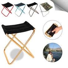 Klapp Angeln Stuhl Leichte Picknick Camping Stuhl Faltbare Aluminium Tuch Outdoor Tragbaren Leicht Zu Tragen Im Freien Möbel