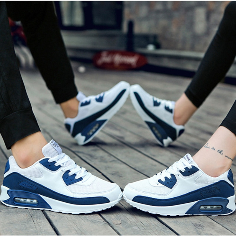 2021 New Tenis Masculino Fashion Couple Sneakers Classic Men Shoes Comfortable Breathabl Non-leather