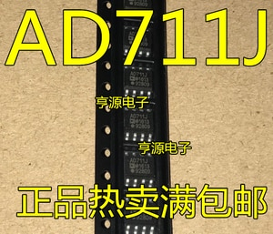 New and original AD711JRZ AD711JR AD711J operational amplifier chip