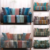 camouflage stripes sofa cover elastic stretch couch cover sofa covers for living room sofa decor sofa protector 1234 seater