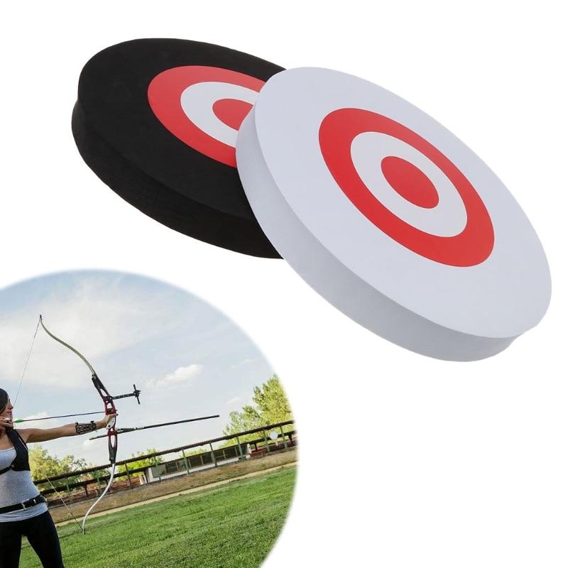 Gran venta tiro objetivo EVA removible tiro al aire libre práctica Luz Portátil