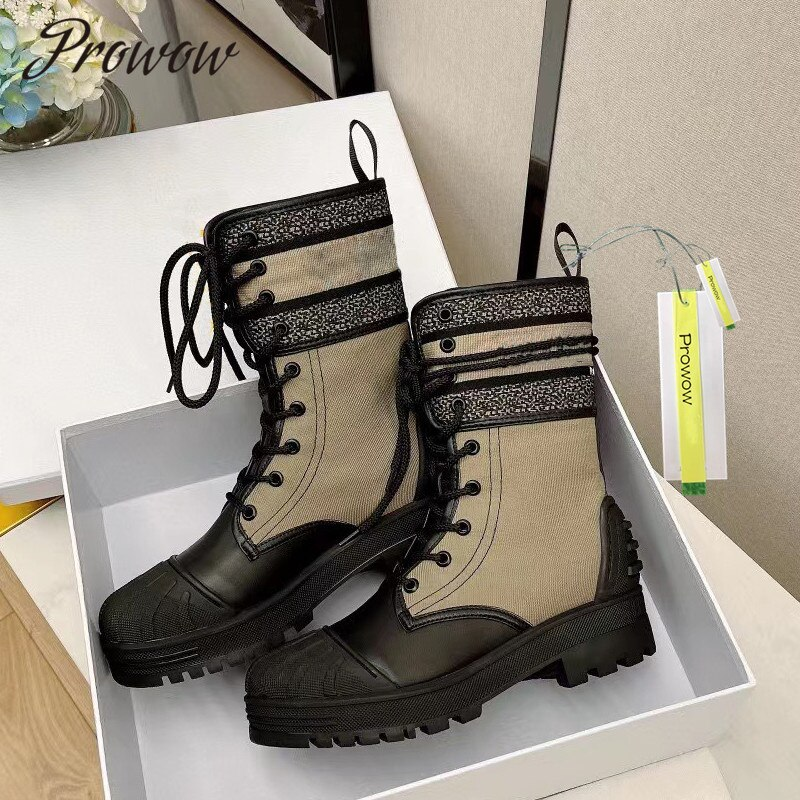 Prowow جديد شمسيّة دانتيل عالية الجودة يصل النساء أحذية الشتاء أحذية النساء الدافئة ماركة مصمم أحذية أنيقة Zapatos Mujer