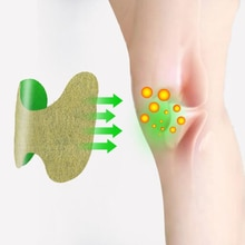 1 pc Knee Patch Arthritis Joint Pain Relief Patch Chinese Herbal Medical  Sticker Body Knee Muscle H