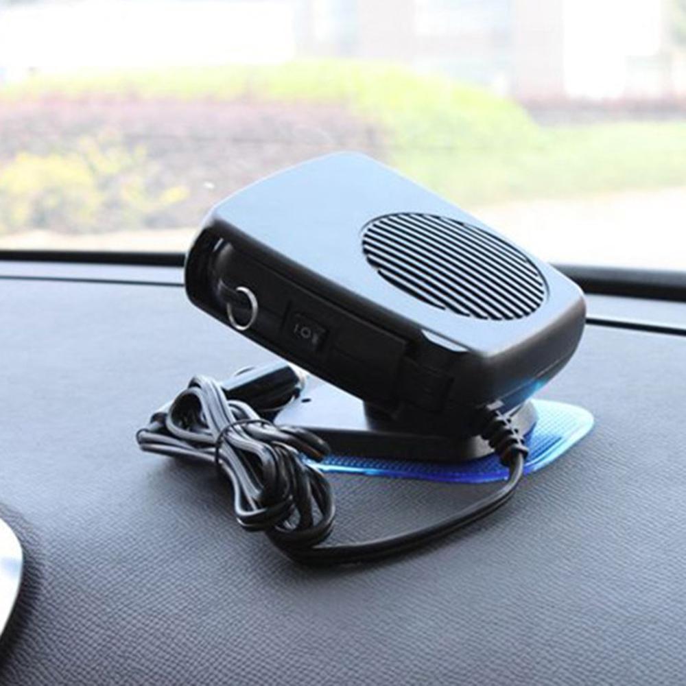 Universal Multi-Function Car Heater 12V/24V Small Car Heater Defrosting Snow Heater Portable Car Heater