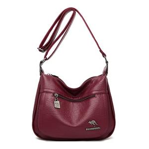 Women Messenger Bags For 2020 Female Leather Shoulder Bag For Girls Sac A Main Crossbody Bags For Women Handbags High Quality