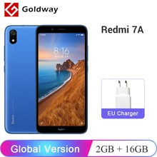 "Global Version 2019 New Xiaomi Redmi 7A 7 A 2GB 16GB Smartphone 5.45"" Snapdargon 439 Octa Core 4000mAh 12MP Camera Mobile Phone"