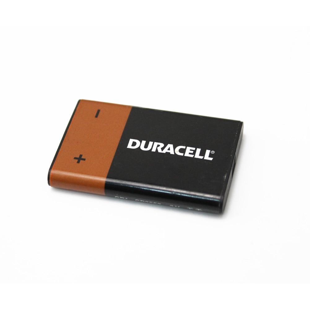 5Pcs CP1 CP3553 for Duracell Digita Cameras Prismatic Nikon Coolpix 3700 4200 5200 Samsung U-CA3 U-CA4 UCA505 3V Lithium Battery