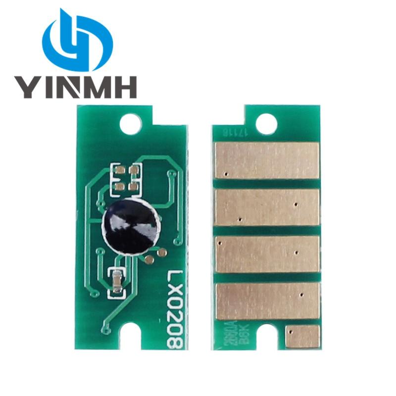 10 Uds Compatible tambor nuevo imagen Chip para Xerox WorkCentre 3615 3615dn Phaser 3610 P3610 WC3615 cartucho de tóner Chip 106R02732