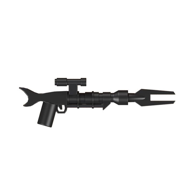 Lote de 50 unidades de armas de las Tropas de Asalto mandalorianas de Star Wars, modelos de armas de clones soldados, juguetes para niños, regalos para niños